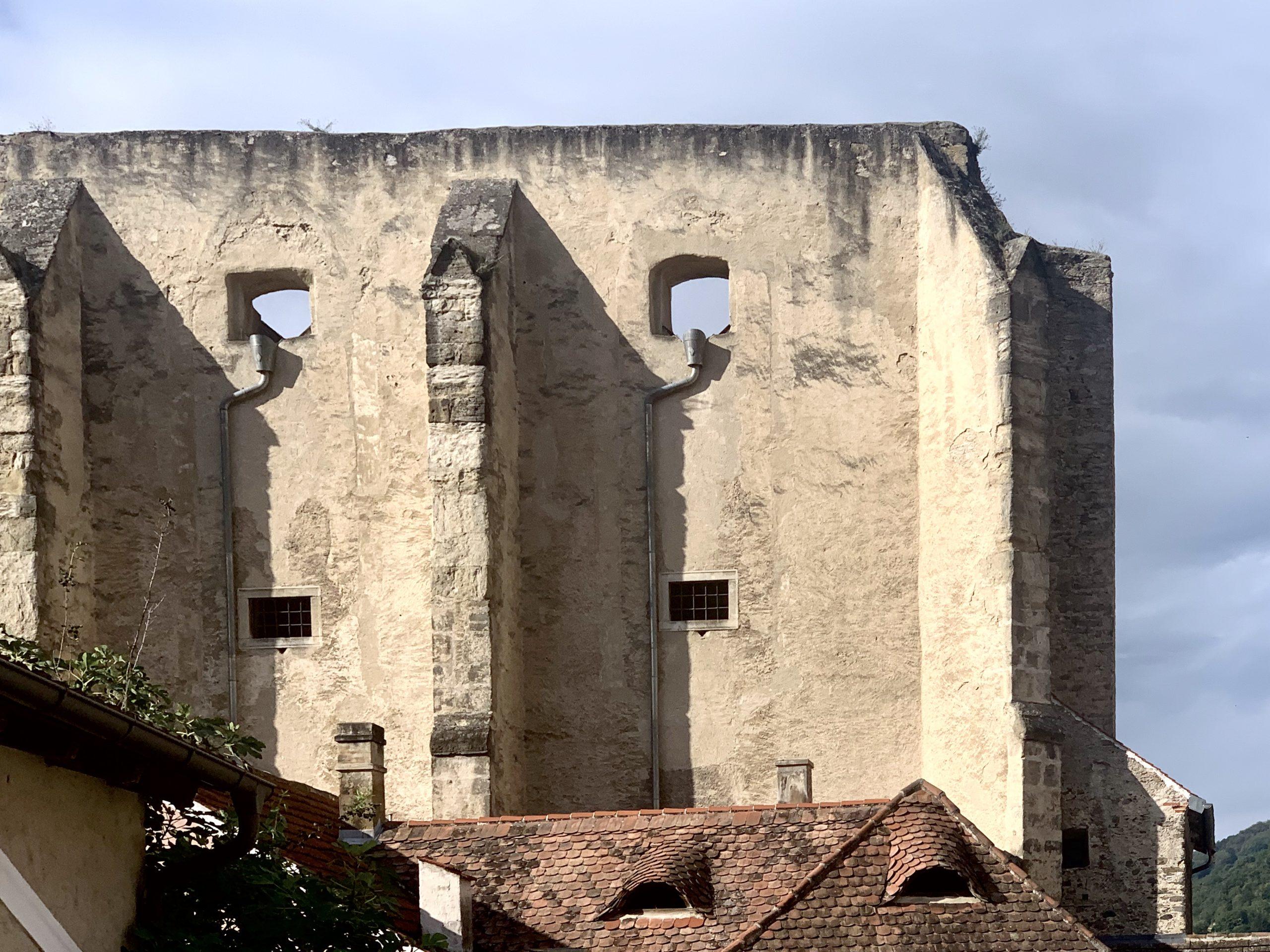 Schüttkasten der ehemaligen Klarissenkloster Kirche
