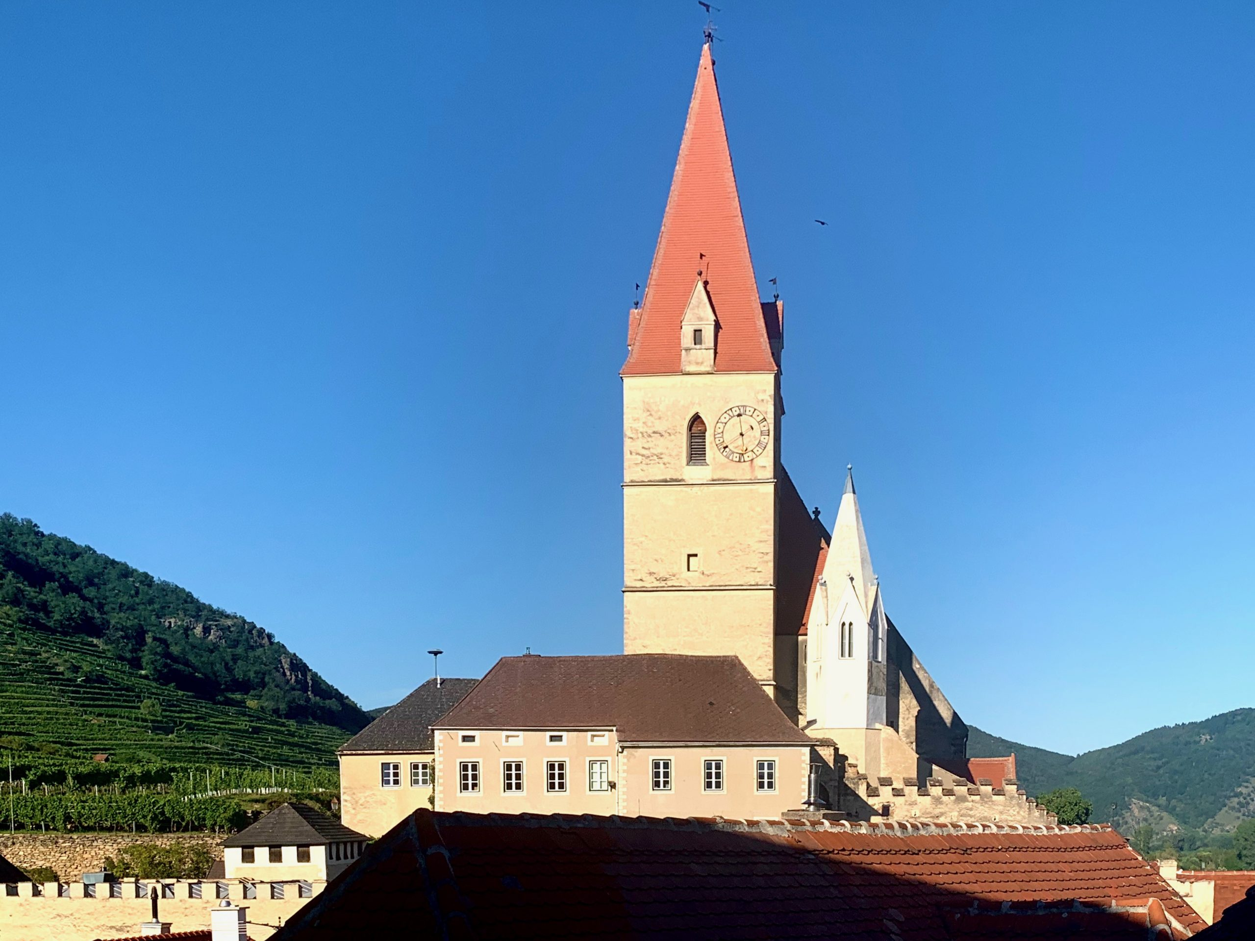 Pfarrkirche Weißenkirchen